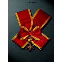Ordinanza con Fascia S.Gregorio Gran Croce
