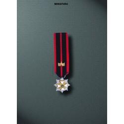 Miniatura Gran Croce S.Silvestro