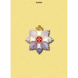 Placca MM Civile Gran Croce