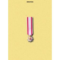 Miniatura MM Civile Gran Croce