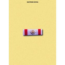 Nastrino divisa MM Civile Gran Croce