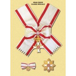 Set completo MM Civile Gran Croce Classe Speciale Dama
