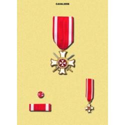 Set completo MM Militare Cavaliere