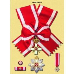 Set completo MM Militare Gran Croce