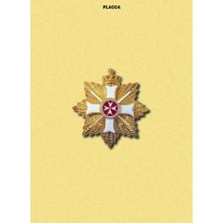 Placca MM Militare Gran Croce