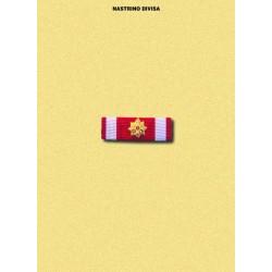 Nastrino divisa MM MIlitare Gran Croce