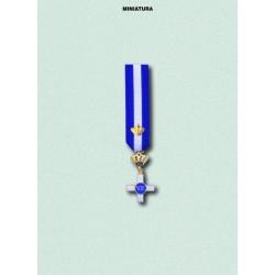 Miniatura Commendatore MS