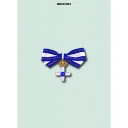 Miniatura Gran Croce MS