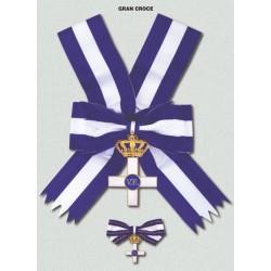 Set completo MS Gran croce Dama con Fascia