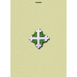 Croce uso placca Commendatore Juspatronato SML