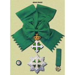 Set completo Gran Croce SML