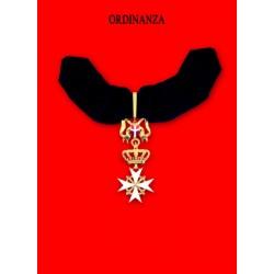 Ordinanza Cav. Grazia Magistrale in Obbedienza