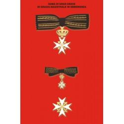 Set completo Dama di Gran Croce di Grazia Magistrale in Obbedienza