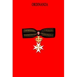 Ordinanza Dama di Gran Croce di Grazia e Devozione in Obbedienza