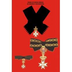 Set completo Dama Gran Croce Onore e Devozione