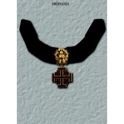 Ordinanza S.Sepolcro Commendatore