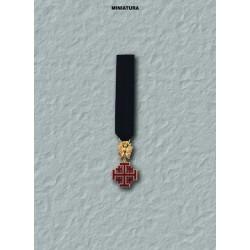 Miniatura S.Sepolcro Commendatore